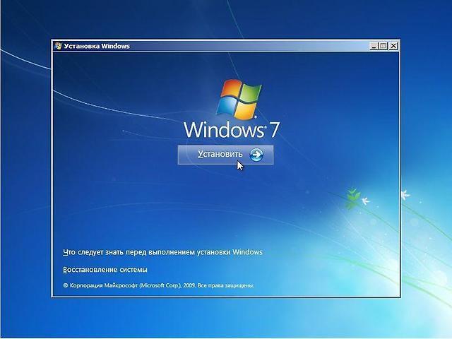 как установить windows xp с флешки ответ
